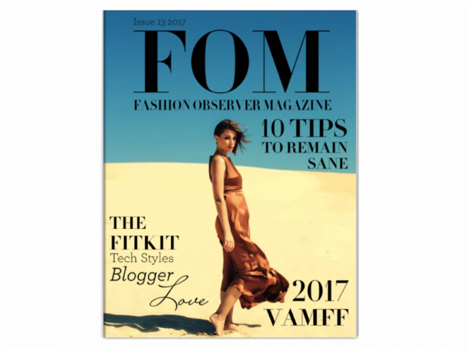 FOM – Blogger Love Featured The Caryl Edit