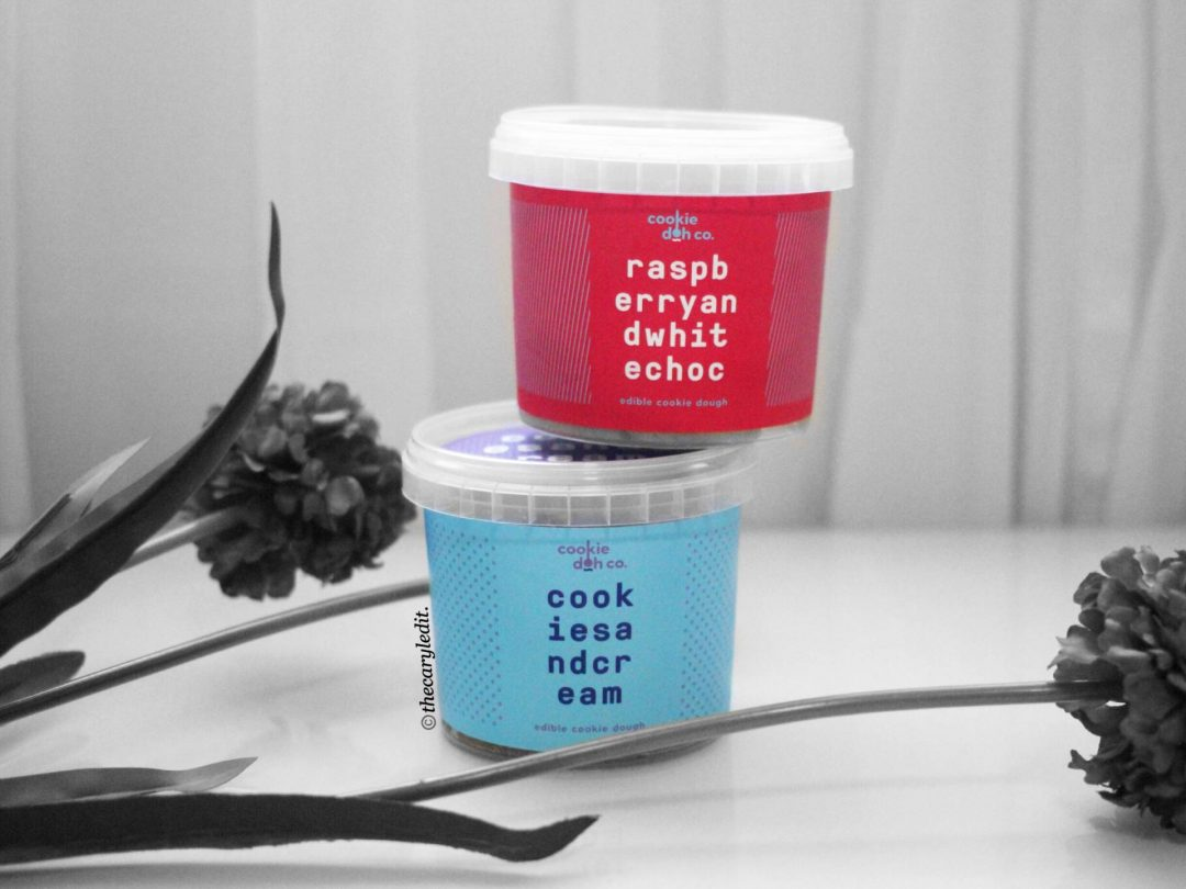 Delicious New Flavours From COOKIE DOH CO