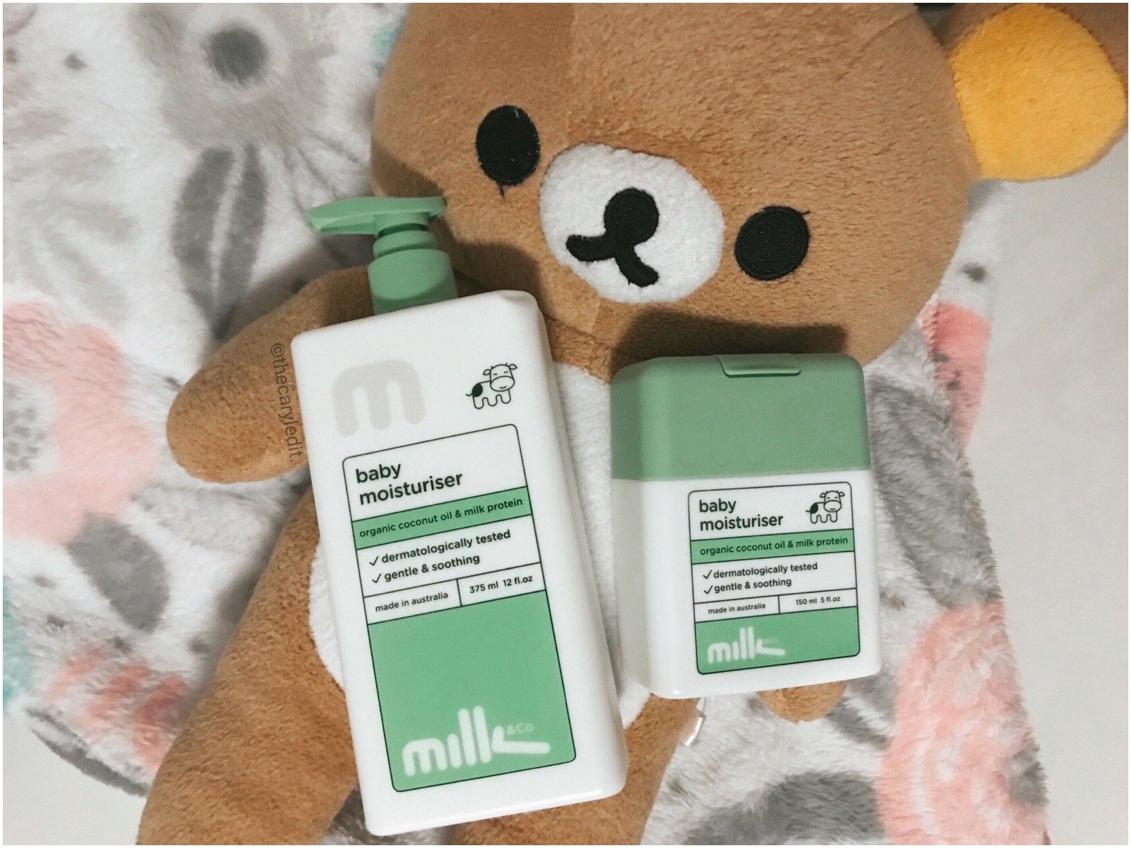 MILK & Co: A Natural Baby Moisturiser For Sensitive Skin